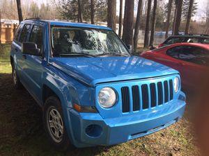 2008 Jeep Patriot for Sale in Graham, WA