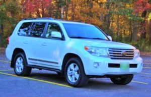 By-Folding Rear Seats 2013 Land Cruiser AWD  for Sale in Ashtabula, OH