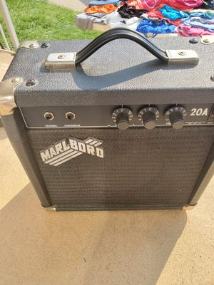 20A guitar amp for Sale in York, PA