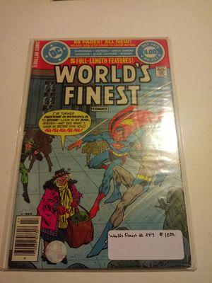 Superman comic books lot for Sale in Chicago, IL
