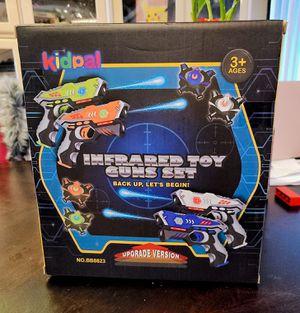 Laser Tag 4 Player Set for Sale in San Bruno, CA