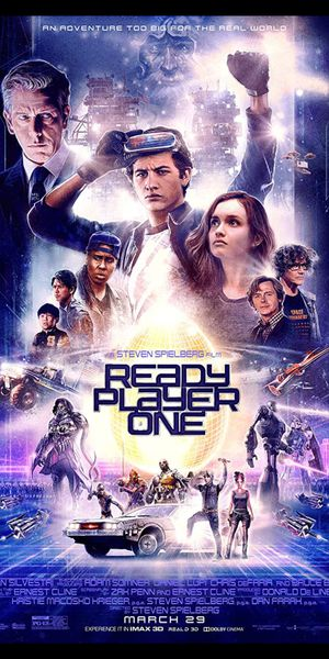 Ready player one 2018 for Sale in Hillsborough, NC