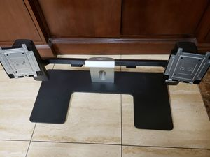 Dell dual monitor stand for Sale in Bakersfield, CA