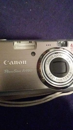 Canon digital camera w video for Sale in Indianapolis, IN