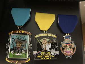 Pediatric Dentistry of San Antonio 2016, 2018 and 2019 Fiesta medals for Sale in San Antonio, TX