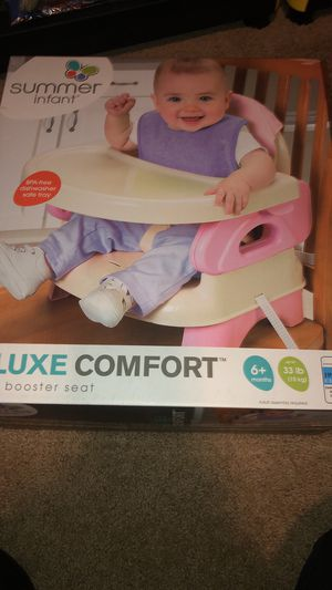 Baby booster seat new in the box for Sale in Las Vegas, NV