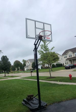 Basketball hoop for Sale in Algonquin, IL