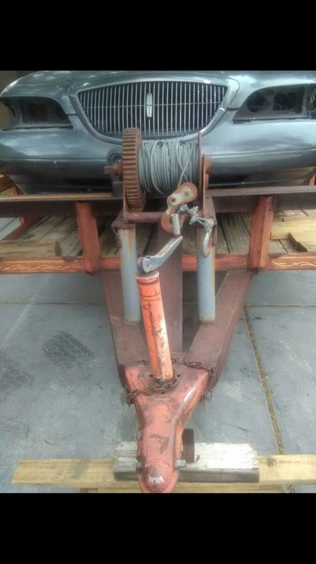 HEAVY DUTY Car or Equipment Trailer 2 7k axles with electric brakes