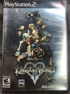 Kingdom Hearts 2 PS2 for Sale in Brandon, FL
