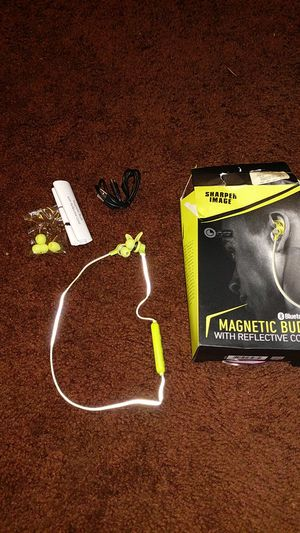 Magnetic Bluetooth earbuds for Sale in Tacoma, WA
