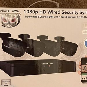 Security Camera Night Owl 8 for Sale in Minneapolis, MN