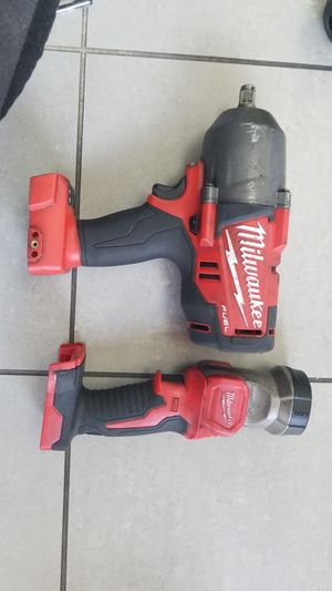 Milwaukee Impact Wrench for Sale in Orlando, FL