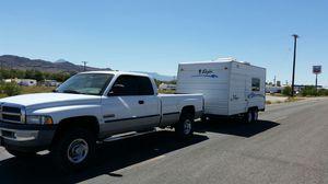 2005 Jayco - Baja Toy Hauler 19ft ( Camper - RV - Recreational vehicle ) for Sale in Las Vegas, NV