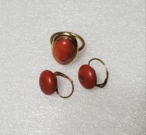 18k Gold Ring 18k Earrings for Sale in Lake Worth, FL