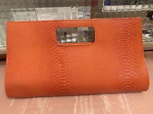 Charming Charlie Orange Snake Skin for Sale in Vista, CA