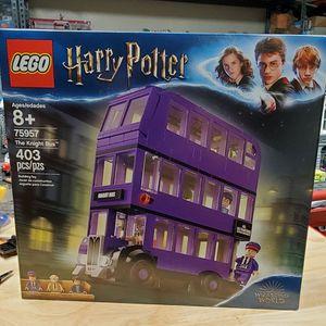 Lego Harry Potter The Knight Bus ( Brand New) for Sale in La Puente, CA