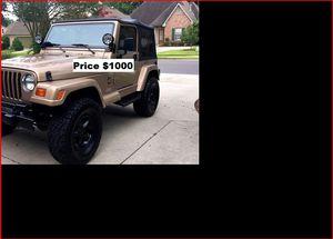ֆ1OOO Jeep Wrangler for Sale in Fullerton, CA
