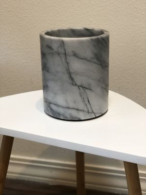 Marble vase for Sale in Portland, OR