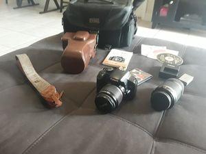 Canon EOS Rebel Xsi for Sale in Carol City, FL