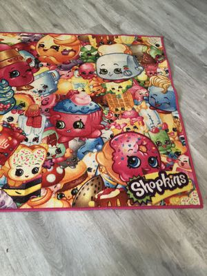 Shopkins Rug for Sale in Kissimmee, FL