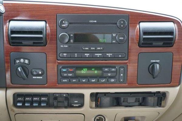 2005 Ford Super Duty F-350 SRW