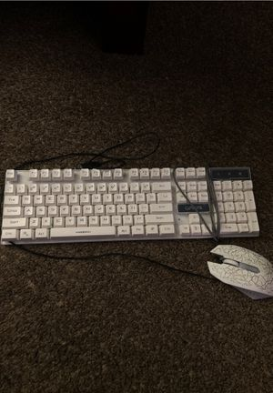 Keyboard and mouse for Sale in Chino, CA