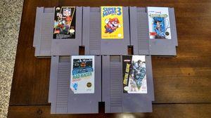 5 NES Games for Sale in Alexandria, VA