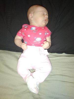 Brooklyn reborn doll for Sale in Athens, TX