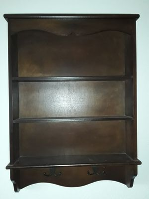 Kitchen Retro Wooden Wall Shelve for Sale in Whittier, CA