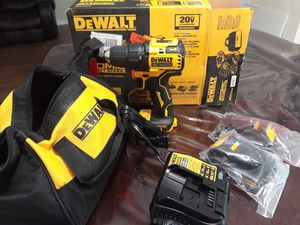 Dewalt 20v brushless drill for Sale in San Antonio, TX