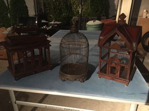 BIRD CAGES for Sale in NY, US
