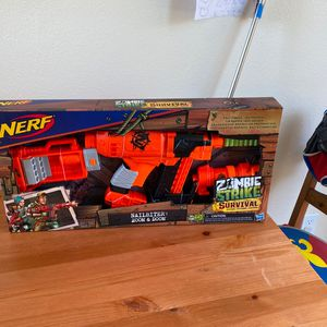 Nerf Gun Zombie Strike for Sale in San Diego, CA