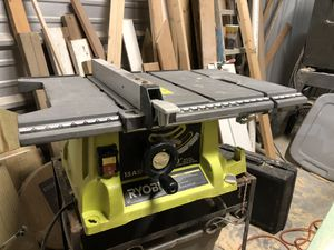 Ryobi Table Saw for Sale in Clearwater, FL
