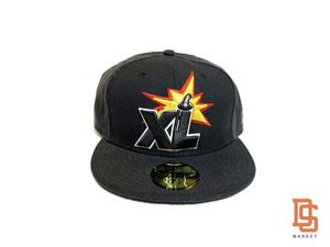 THE HUNDREDS NEW ERA XL X-LARGE HAT CAP 7 1/2 YELLOW LEATHER BILL SUPREME BAPE for Sale in Vista, CA
