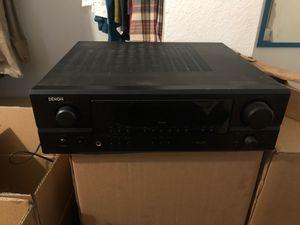 Denon Dra 297 AM/FM Stereo for Sale in Riverside, CA