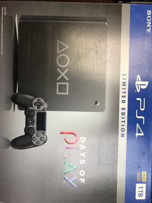PS4 Limited Adition for Sale in Fullerton, CA