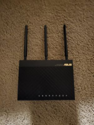 Asus router RT-AC66u for Sale in Davenport, FL