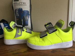 Nike Air Force One Utility Size 9 for Sale in Beaumont, TX