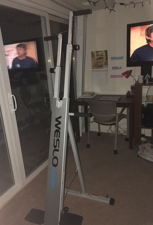 Climber machine /// exercise for Sale in Alexandria, VA