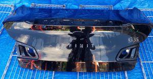 2007 - 2016 INFINITI G40 G37 Q35 SEDAN LID TRUNK for Sale in Fort Lauderdale, FL