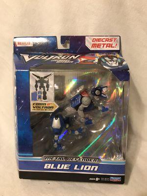 VOLTRON Blue Lion Die-cast METAL DEFENDER PLAYMATES Action Figure **NEW** for Sale in San Diego, CA