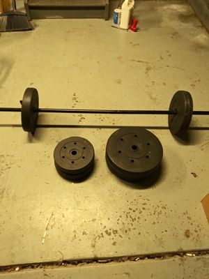 Weight set for Sale in Fountain, CO