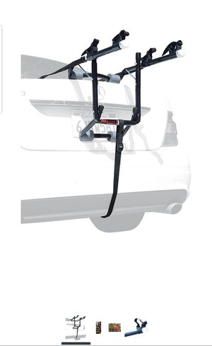 n Sports Deluxe 2-Bike Trunk Mount Rack for Sale in Cape Coral, FL
