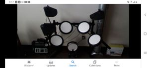 Yoki Electric Drum Set - Great Condition for Sale in Phoenix, AZ