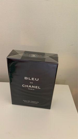 Chanel Bleu EDP Perfume - 100ml Original Cerrado for Sale in Miami, FL