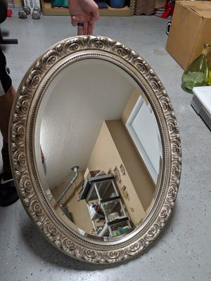 Oval Mirror for Sale in Fort Lauderdale, FL