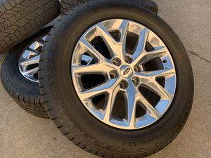 "20"" Ford Expedition Wheels F150 F 150 Rims Tires Lincoln Navigator for Sale in Rio Linda, CA"
