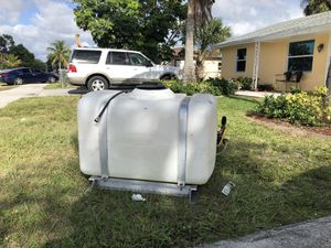 100 gallons Water tank for Sale in Palm Springs, FL