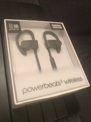 Powerbeats 3 Wireless Headphones By Dr. Dre - Not Bose Sonos Sony for Sale in Bellevue, WA