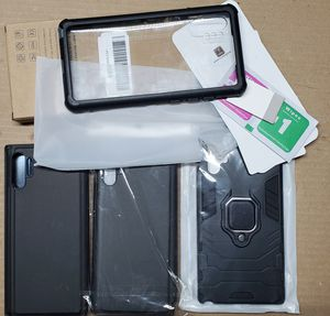 Samsung Galaxy Note 10 cell phone cases covers for Sale in Riverside, CA